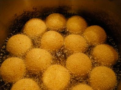 jin deui frying
