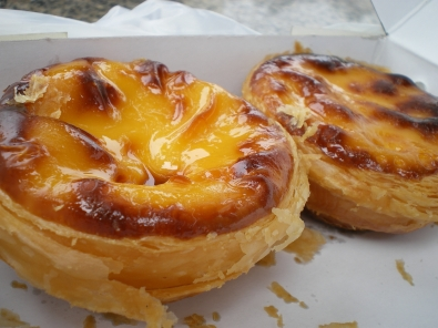 Tarts from Lord Stow's Bakery